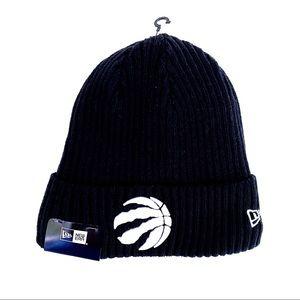 🆕 Toronto Raptors New Era NBA Winter Hat Beanie